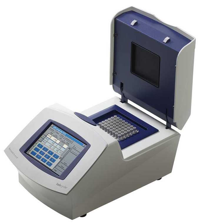 Reference 049975 - Labcycler 48 Gradient Thermocycler with non ...