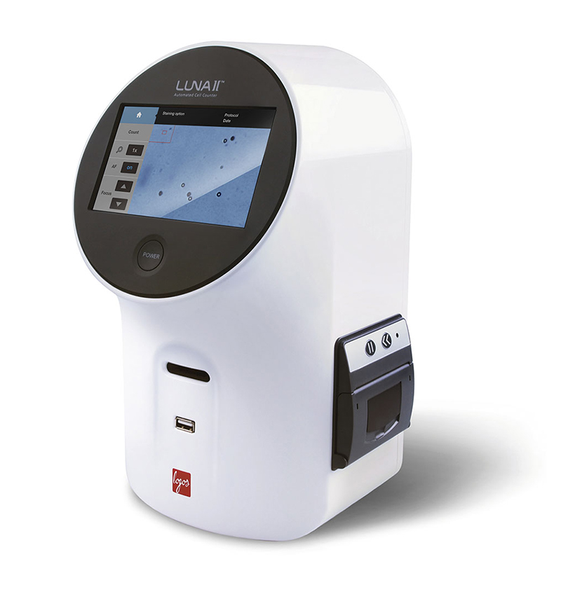 LUNA II Automated Cell Counter