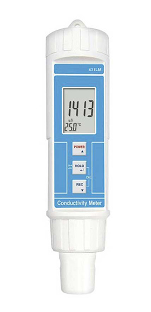 Conductivity meter / immersible TDS