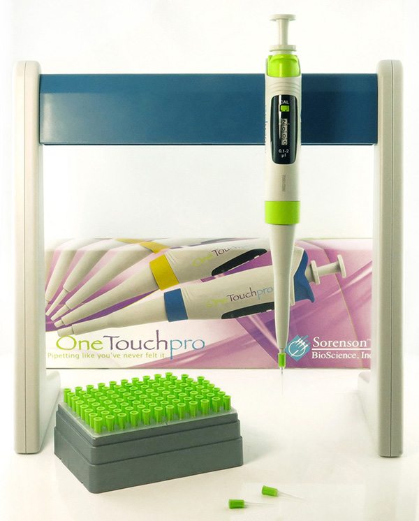 One touch pro packs pipettes one touch m lti sorenson for Sorenson tips