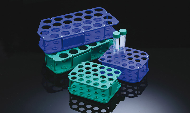 SPL 15 and 50 mL conical tube rack