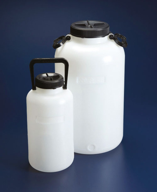 HDPE wide neck Carboys