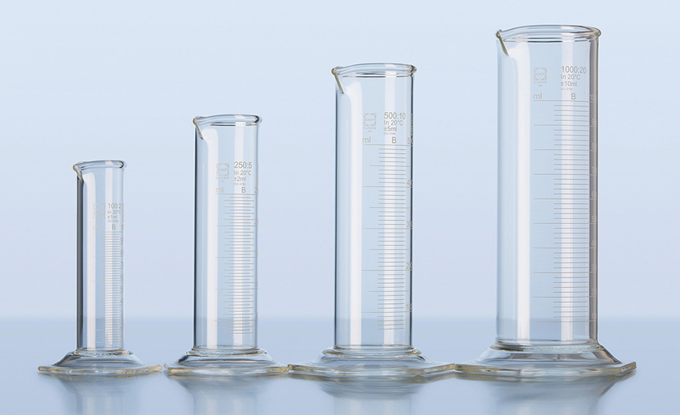 Super Duty Graduated Measuring Cylinders