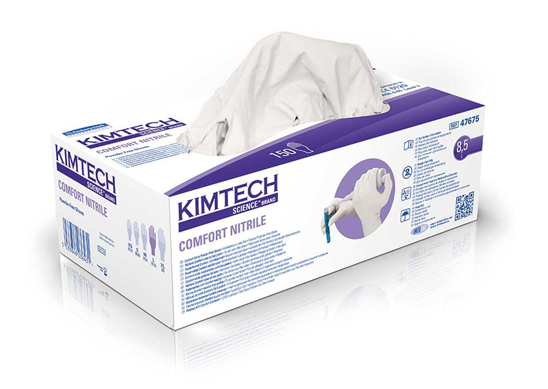 KIMTECH SCIENCE* COMFORT* NITRILE* Gloves