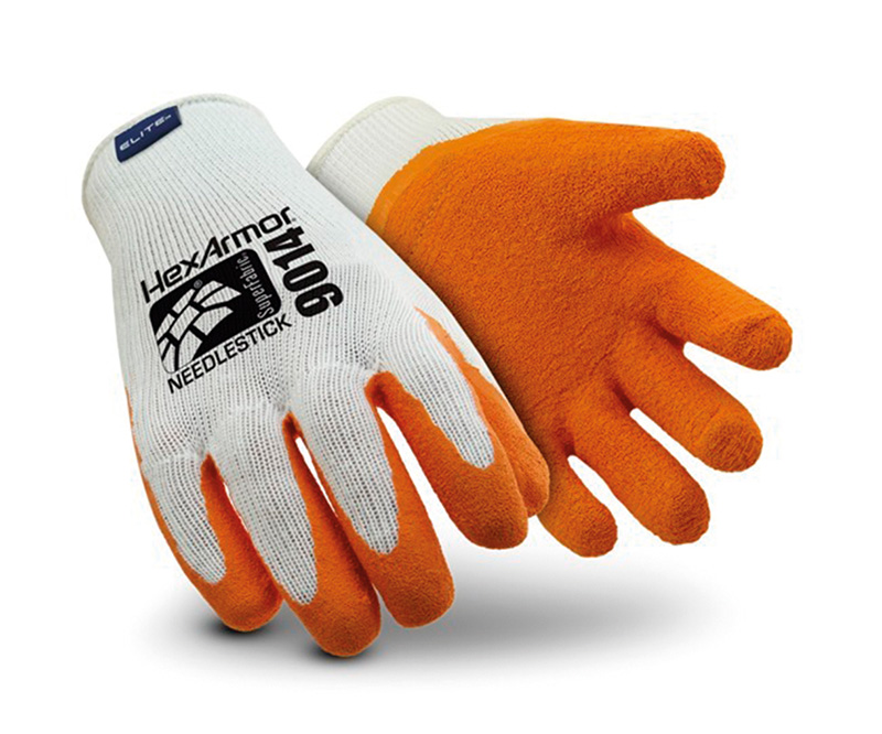 Hexarmor SHARPMASTER II 9014 needlestick resistant gloves