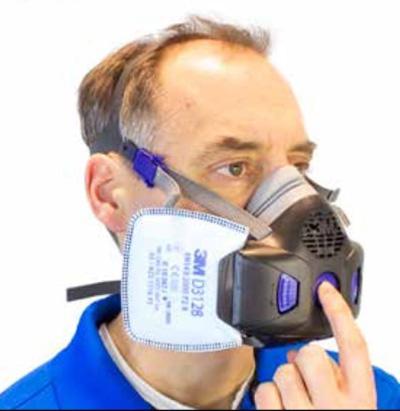 masque 3m reutilisable