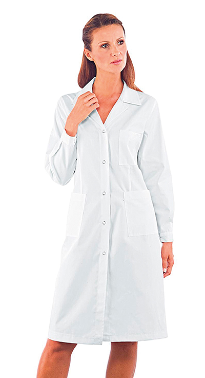Anti-acid scrub coats for men and women