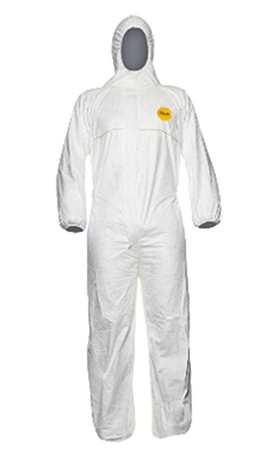 EASYSAFE® hooded coveralls