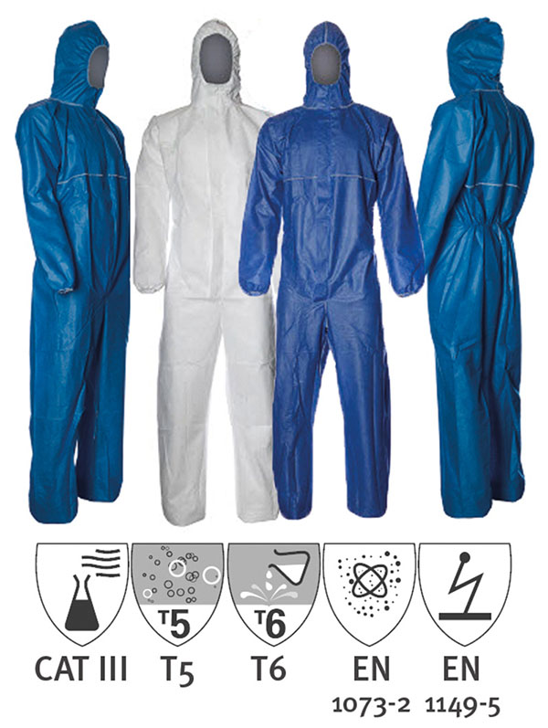 PROSHIELD® Basic coveralls