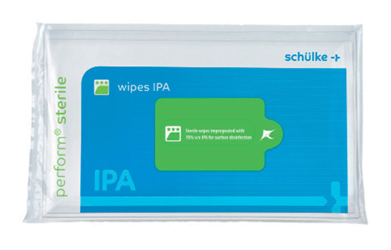 perform® sterile wipes IPA