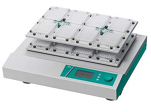 TiMix Large capacity Microplate Shakers