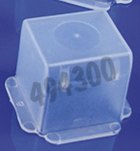S22 Peel-A-Way disposable embedding mold, square