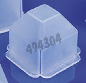 T8 Peel-A-Way disposable embedding mold, truncated