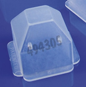 T12 Peel-A-Way disposable embedding mold, truncated
