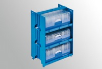 Rack de stockage empilables Micronic