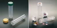 Polypropylene tubes 30 and 50 mL with screw cap