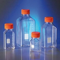 Corning® Square PET bottles and octogonal PET bottles