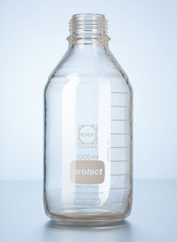 DURAN Protect coated bottles