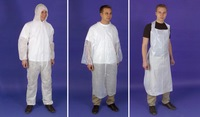 Coverall - lab coat - apron