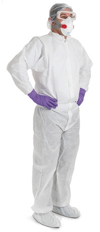 KIMTECH PURE coveralls for cleanrooms