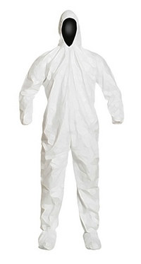 TYVEK® Isoclean® clean-processed and sterilised apparel