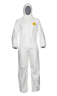 EASYSAFE® Tyvek 200 hooded coveralls