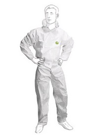 HOP'SAFE Type 5/6 Coverall with hood