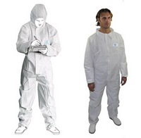 HOP'SAFE PLUS type 5B/6B Coverall