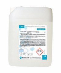 Alkaline degreasing detergent for washers TFD 14