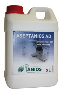 Aseptanios AD disinfectant, Ready-to-use