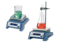 Stuart digital hotplate stirrers with temperature probre