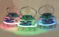 Crystal mini-centrifuge