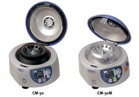 cm-50 and cm-50M microcentrifuge