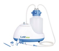 Lafil 200 Plus suction system