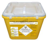 Hospisafe PP Waste container - 30 L