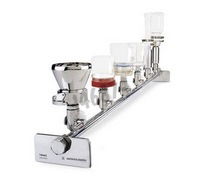 Combisart 6-branch Manifold - complete version with funnel 500 mL